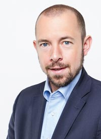 Marc Welpot, Seniorberater in der Regionaldirektion Wiesbaden